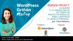 💙 WebSide project: lo bueno (y lo menos malo)