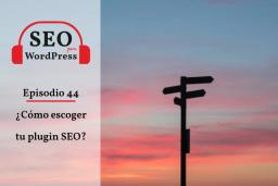 44. ¿Cómo escoger tu plugin SEO para WordPress?