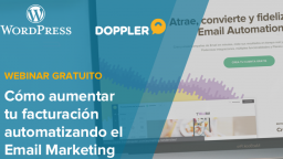 ONLINE. Cómo aumentar tu facturación automatizando el Email Marketing