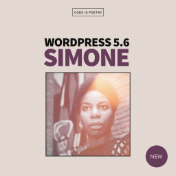 WordPress 5.6 «Simone»