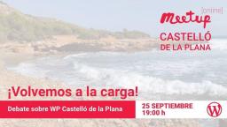 Debate sobre WP Castelló de la Plana