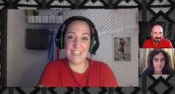 Episodio 76: Diseño, marketing y videojuegos Con María Fornieles