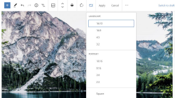 Gutenberg 8.4 Adds Image Editing, Includes Multi-Block Controls, and Enables Block Directory Search
