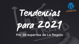 [ TENDENCIAS ] en marketing digital para 2021, contadas por 20 expertos