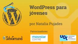 [ONLINE] WordPress para jóvenes