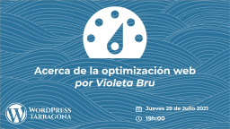 Acerca de la optimización web por Violeta Bru