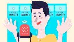 Diferentes vías de monetización de un proyecto de podcasting con WordPress