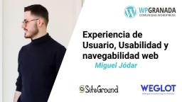 Experiencia de Usuario, Usabilidad y navegabilidad web