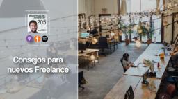 205 | Consejos para nuevos freelance