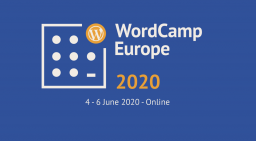 WordCamp Europe 2020 Announces Schedule, Plans to Debut Networking Rooms and Virtual Sponsor Booths