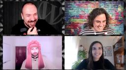 Episodio 82: Adopta mi mente SinOficina, con María Sajim y Bosco Soler