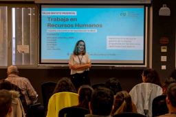 #33 Gestión de equipos de trabajo con María Jáimez