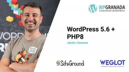 WordPress 5.6 + PHP8