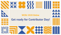 Get ready for Contributor Day!