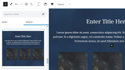 Gutenberg 8.0 Merges Block and Pattern Inserter, Adds Inline Formats, and Updates Code Editor