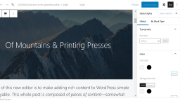 Exploring Full-Site Editing With the Q WordPress Theme