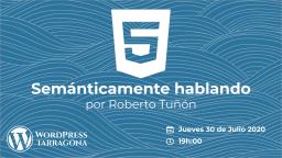 [ONLINE] Semánticamente hablando por Roberto Tuñón