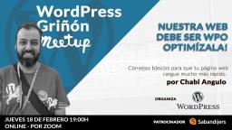 💙 Tu Página Web Debe Ser WPO. ¡OPTIMÍZALA!