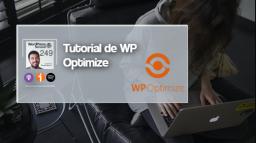 249 | Plugin WP Optimize: limpia, comprime, cachea