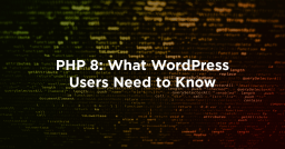 PHP 8: What WordPress Users Need to Know