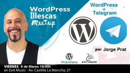 WordPress + Telegram