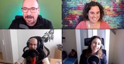 Episodio 74: de blogs, SEO y marca personal con Chus Naharro y Rubén Alonso