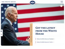 Biden White House Sticks with WordPress for Website Relaunch