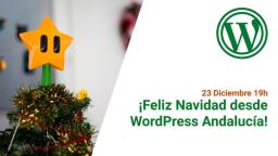 ¡Feliz Navidad desde WordPress Andalucía!