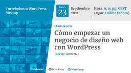 Cómo empezar un negocio de diseño web con WordPress